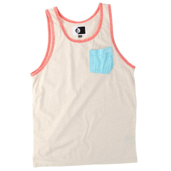 Volcom - Tempest Pocket Tank Top
