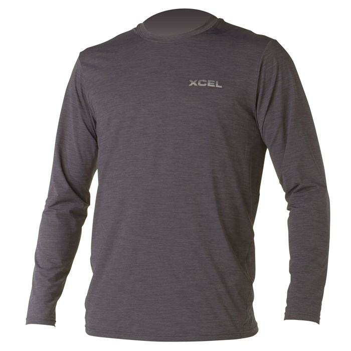XCEL - Heathered VentX Long-Sleeve Top