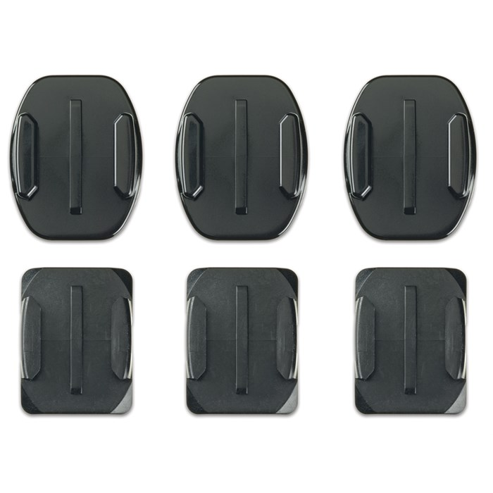 GoPro - Flat + Curved Adhesive Mounts