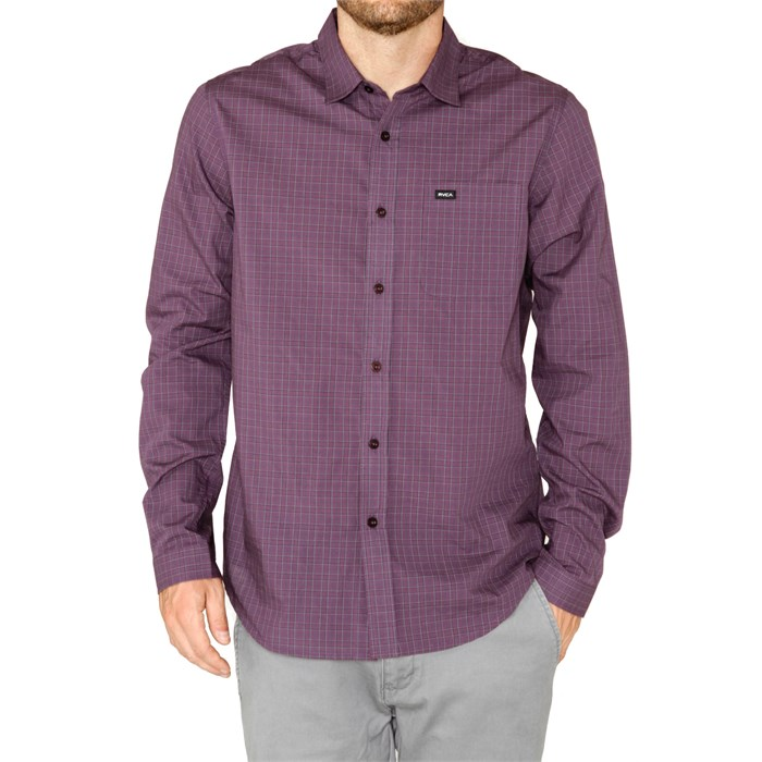 RVCA - Borealis Button Down Shirt