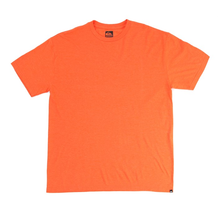 Quiksilver - Blank Slim Crew T-Shirt