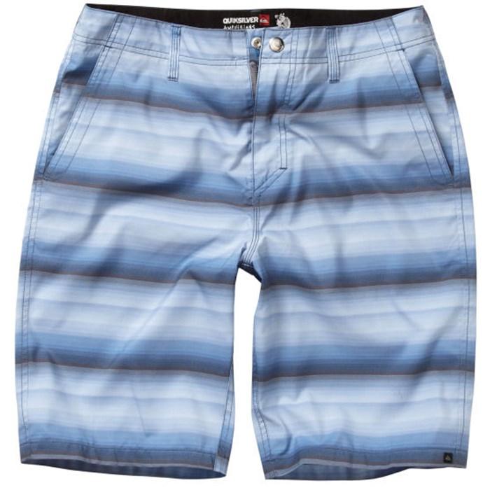 Quiksilver - Gung Ho Hybrid Shorts