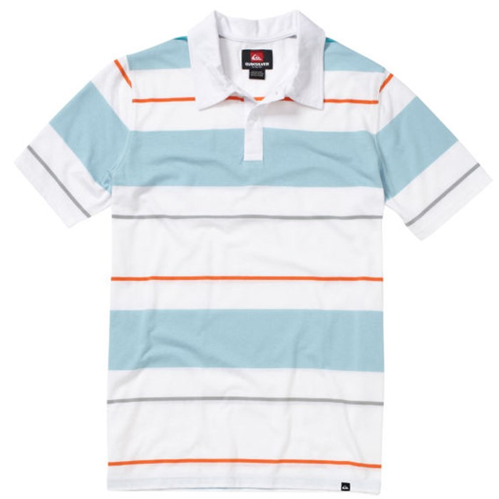 Quiksilver - Black Coffee Polo Shirt