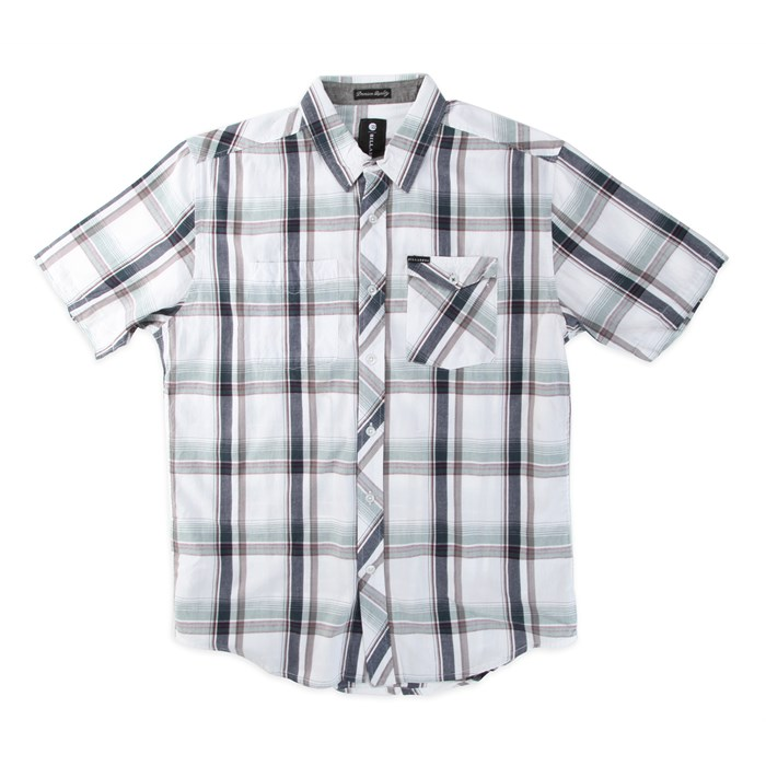 Billabong - Austin Short-Sleeve Button-Down Shirt