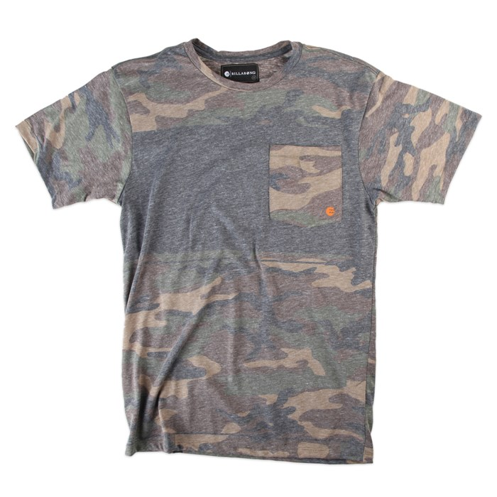 Billabong - Invert Camo T-Shirt