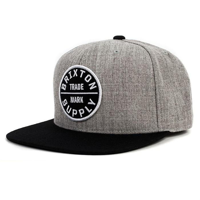 Brixton - Oath III Hat 0817cd15c3f
