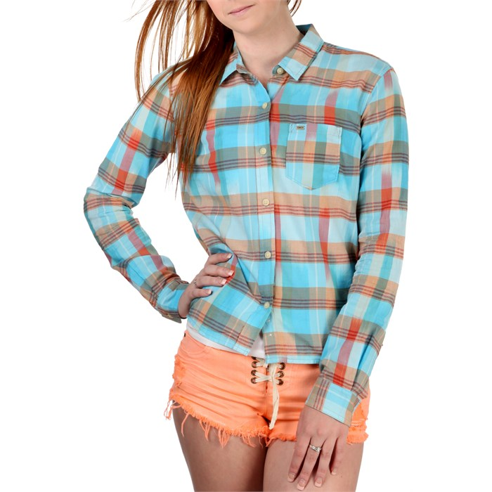 Obey Clothing - Ros Button-Down Shirt - Women's