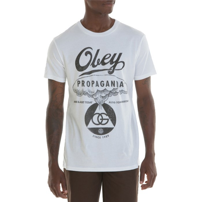Obey Clothing - Nuclear Attack T-Shirt