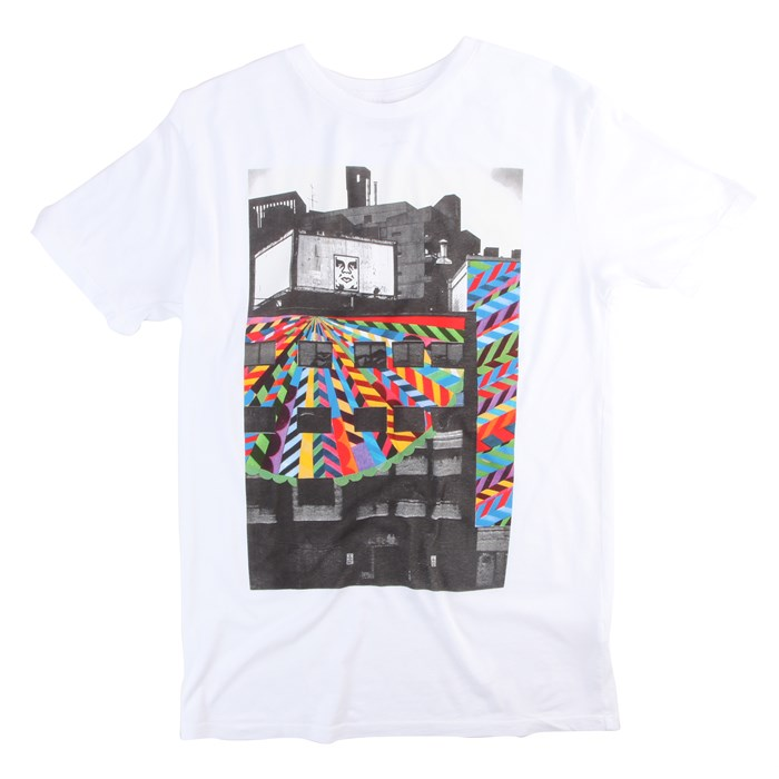 Obey Clothing - Woodside/Boston T-Shirt