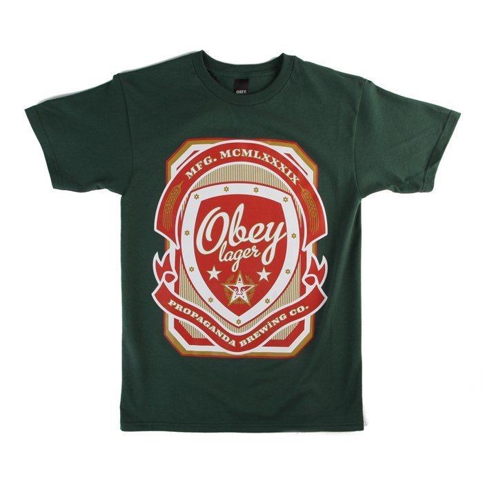 Obey Clothing - Propaganda Brewing Co. T-Shirt