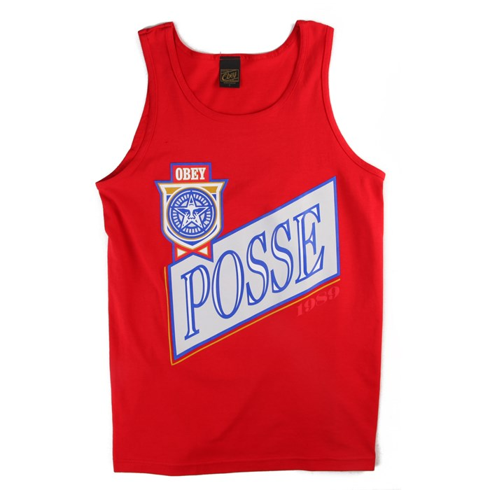 Obey Clothing - Posse Light Tank Top