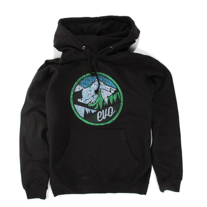evo - Mountain Scape Pullover Hoodie