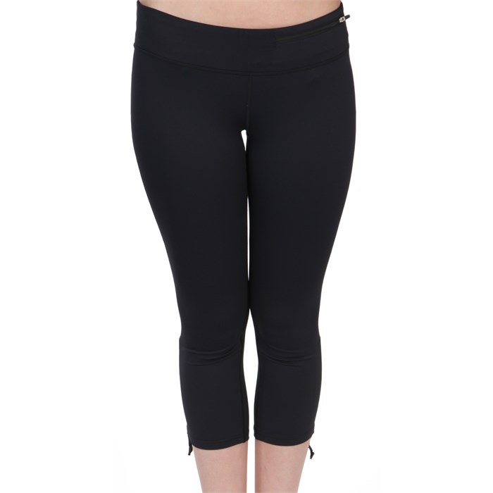Roxy - Enhance Capri Leggings - Women's