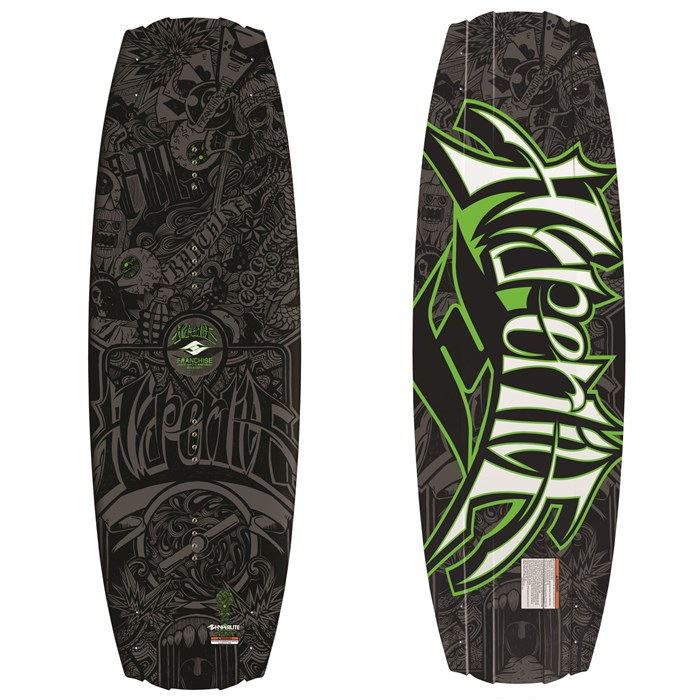 Hyperlite - Franchise Wakeboard 2013