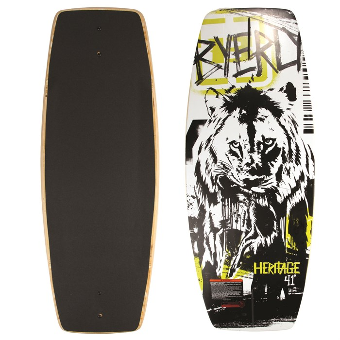 Byerly Wakeboards - Heritage Wakeskate 2013