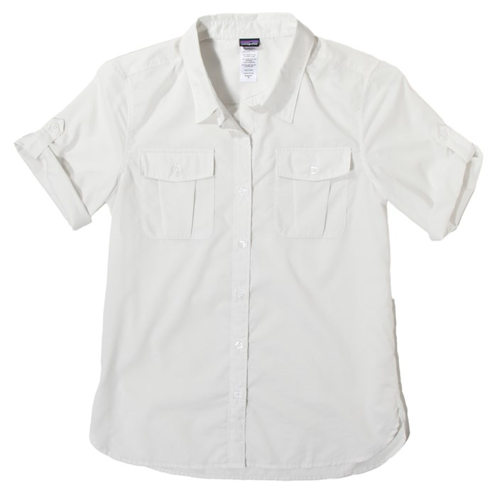 Patagonia - Gardener Short-Sleeve Button-Down Shirt - Women's