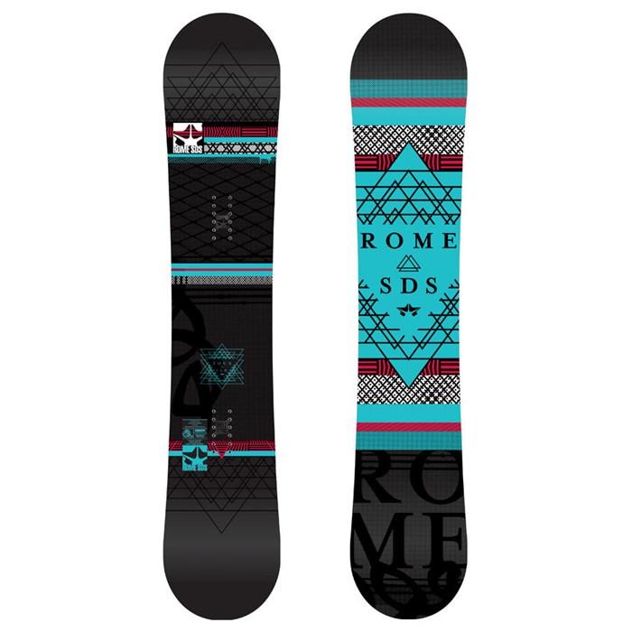 Rome - Tour Snowboard 2013