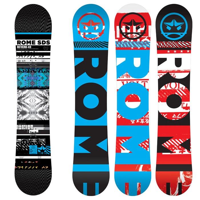 Rome - Reverb Snowboard - Blem 2013