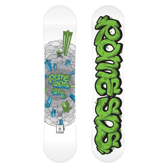 Rome - MiniShred Rocker Snowboard - Blem - Kid's 2013