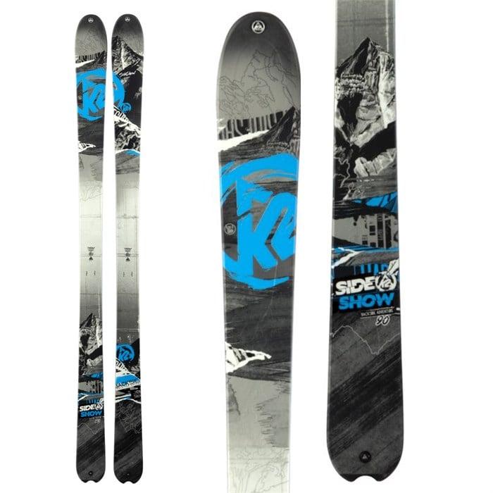 K2 - SideShow Skis 2013
