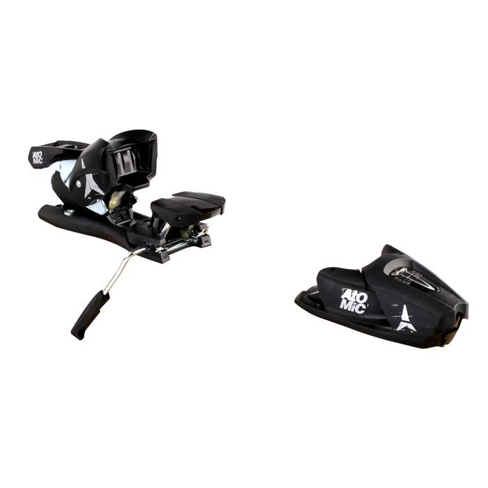 Atomic Ffg 7 Ski Bindings 80mm Brakes Kid S 2013: Atomic FFG 7 Ski Bindings (90mm Brakes) - Kid's 2013