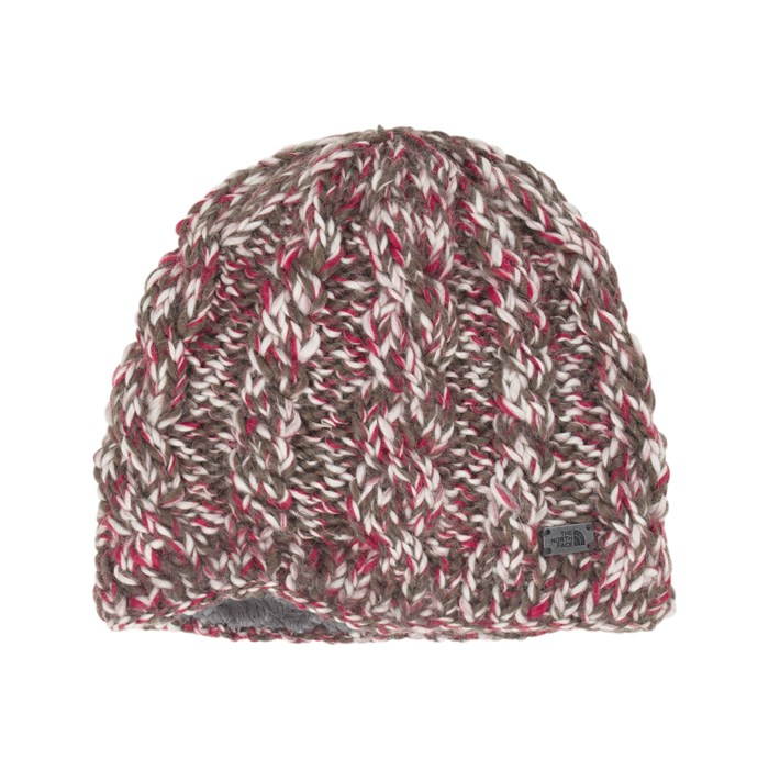 1980ae7ca8b The North Face - Fuzzy Cable Beanie - Women s ...
