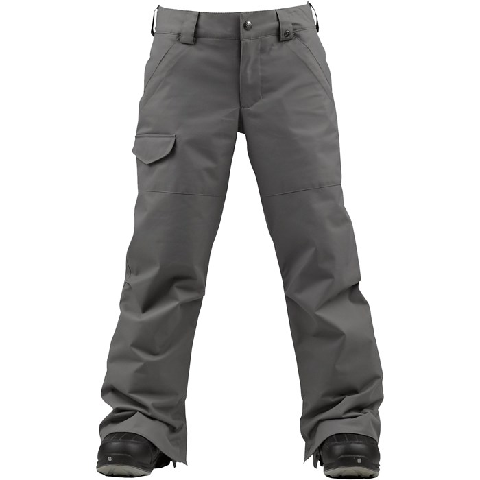 Burton - The White Collection Throttle Pants - Boy's