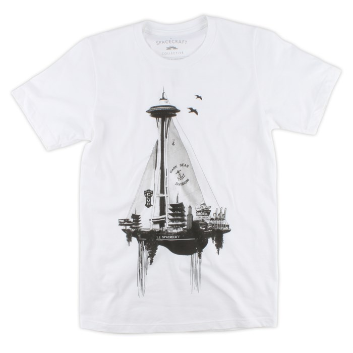 Spacecraft - SS Spacecraft T-Shirt