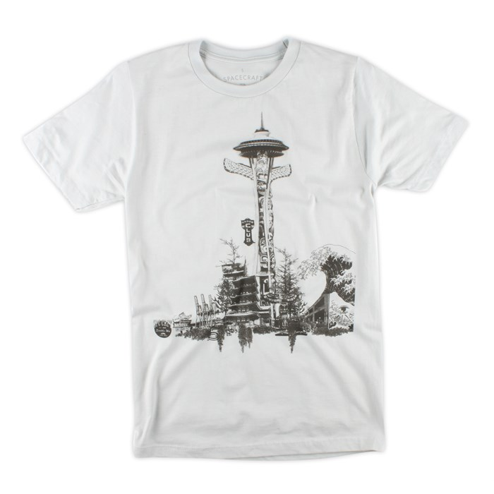 Spacecraft - Space Totem T-Shirt