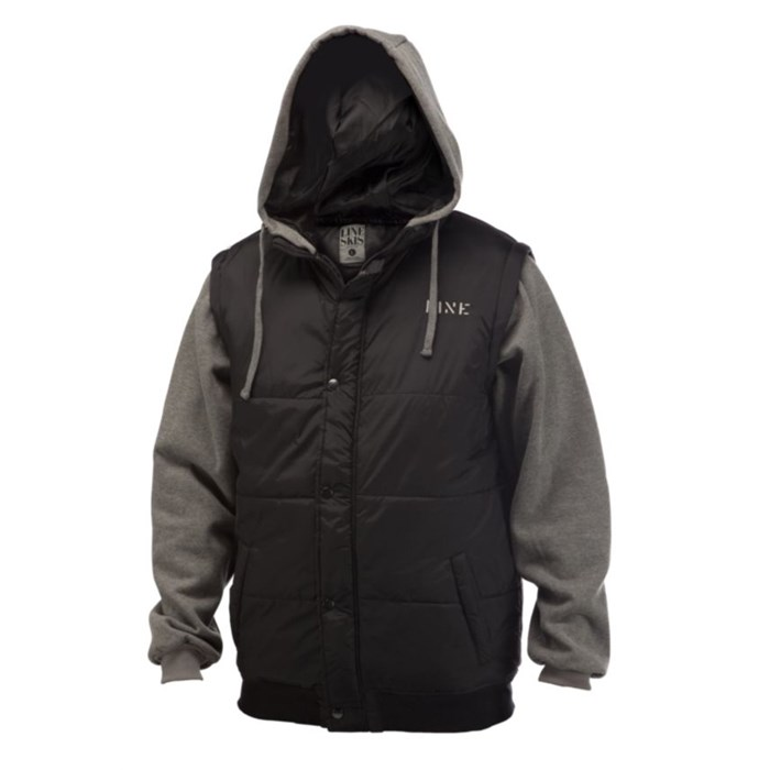 Line Skis - Foundation Zip Hoodie