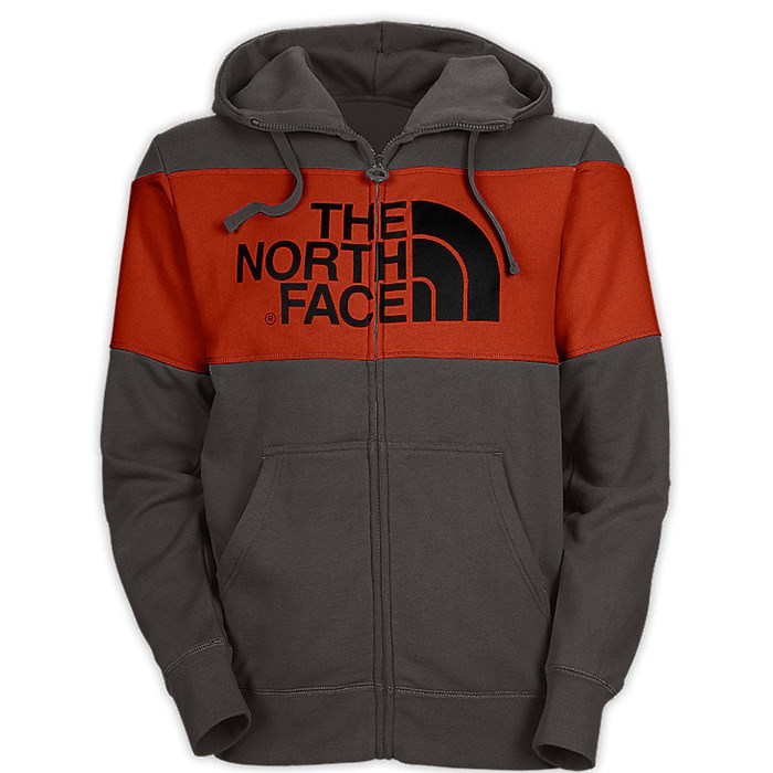 The North Face - Barker Blocked Full Zip Hoodie