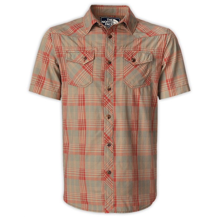The North Face - Pahnee Short-Sleeve Button-Down Shirt