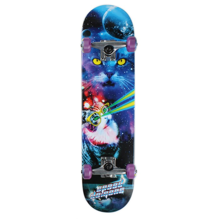 Speed Demons - Meow Walker Complete Skateboard