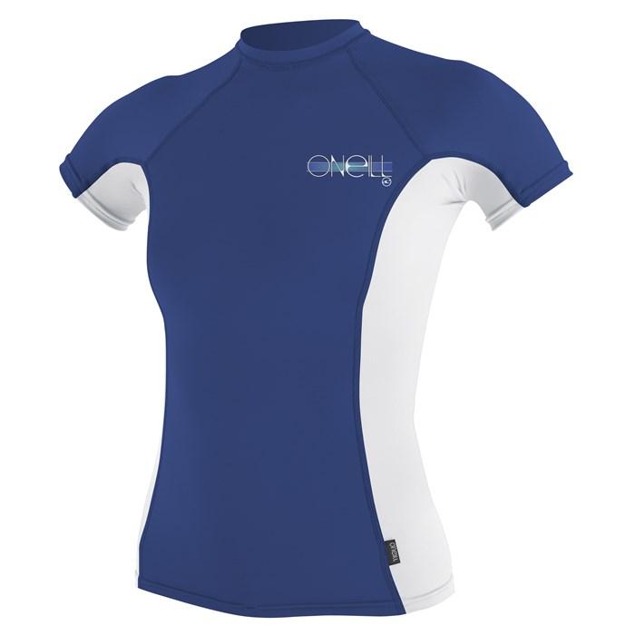 O'Neill - Skins Short-Sleeve Crew Rashguard - Women's