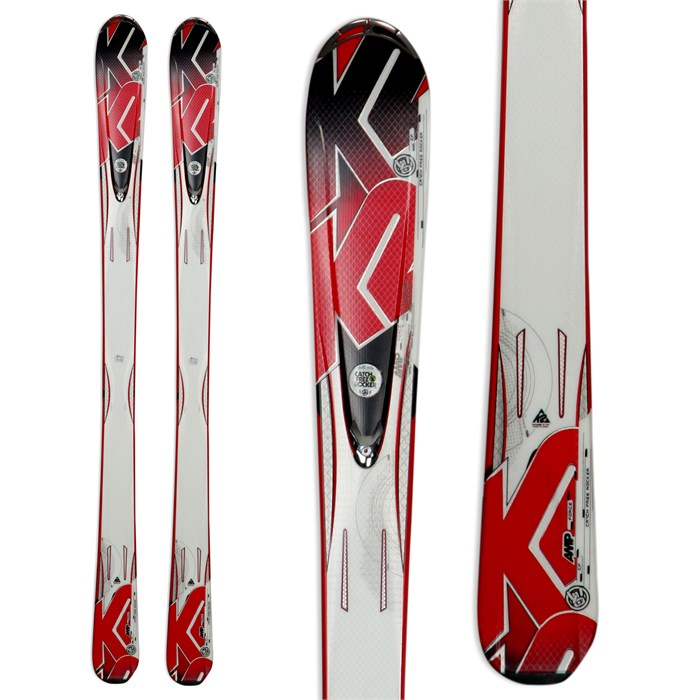 K2 - A.M.P. Force Skis 2013