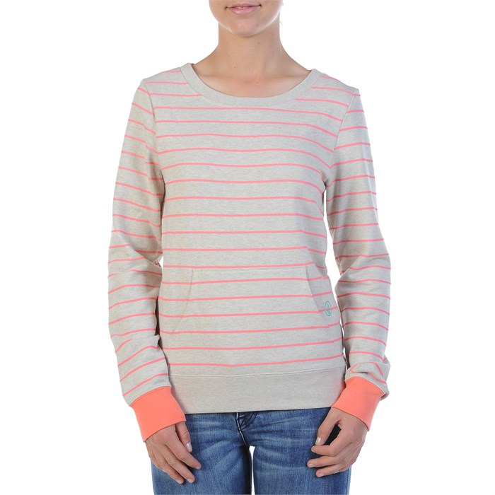 Volcom - Stoned Like A Crew Sweater - Women's