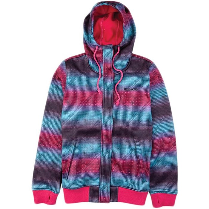 Billabong - Crush Zip Hoodie - Women's