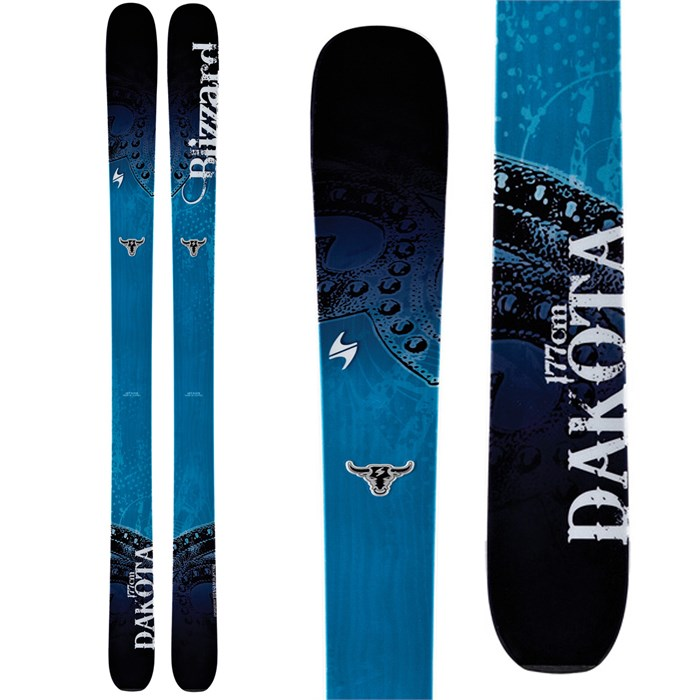 Blizzard - Dakota Skis - Women's 2013