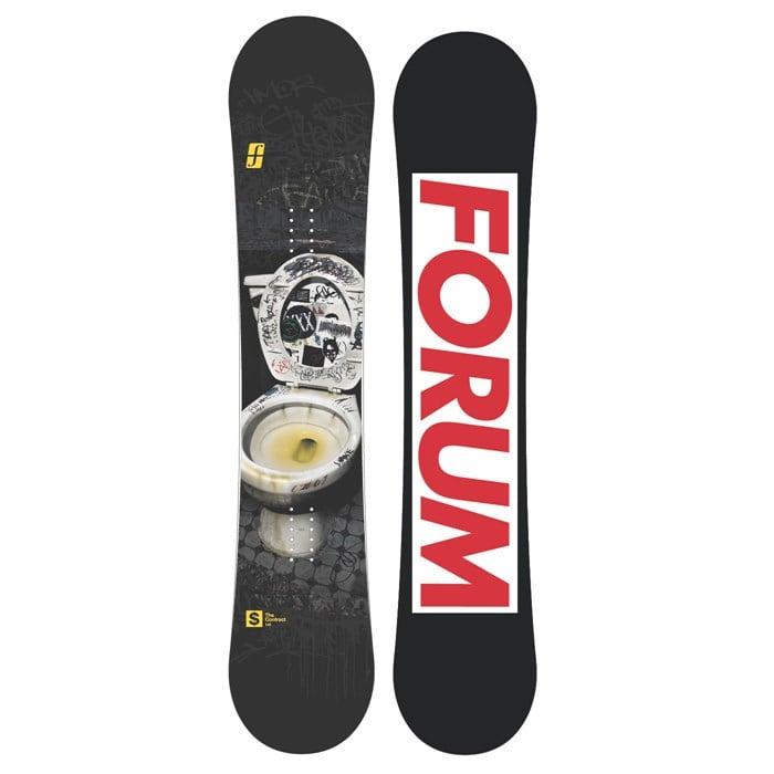 Forum - Contract Snowboard 2013