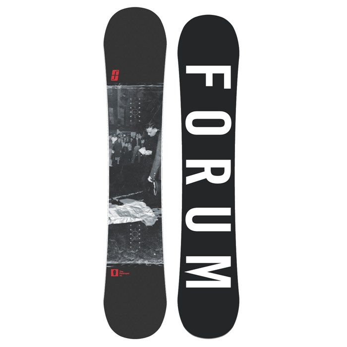 Forum - Destroyer Snowboard 2013