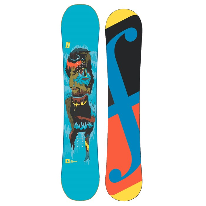 Forum - Youngblood Grandpops Wide Snowboard 2013