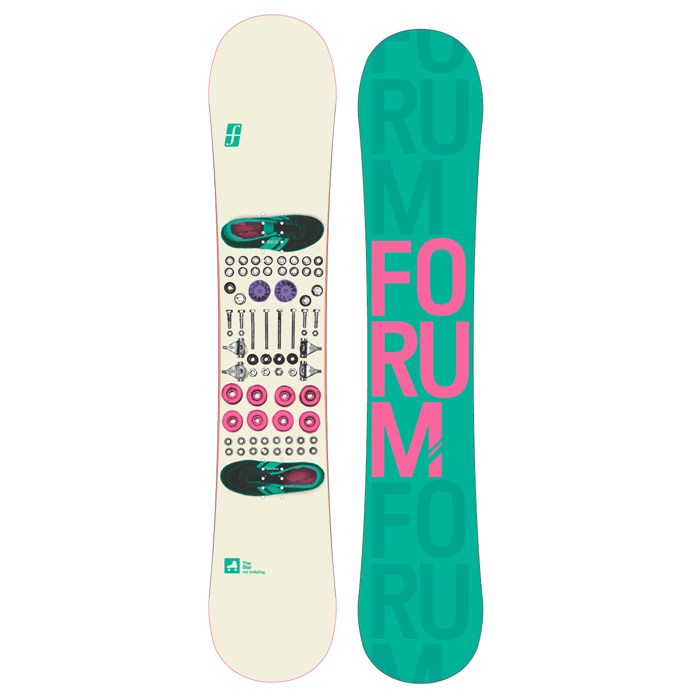 Forum - Star Snowboard - Women's 2013