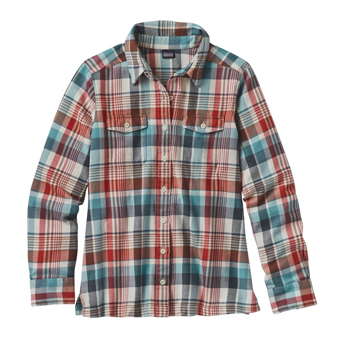 Patagonia - Fjord Button Down Flannel Shirt - Women's