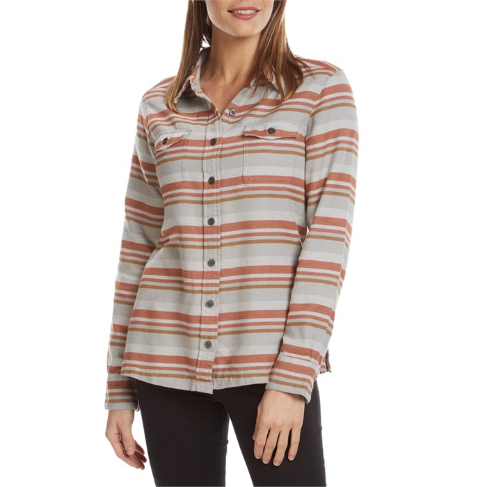 Patagonia - Fjord Flannel Shirt - Women's