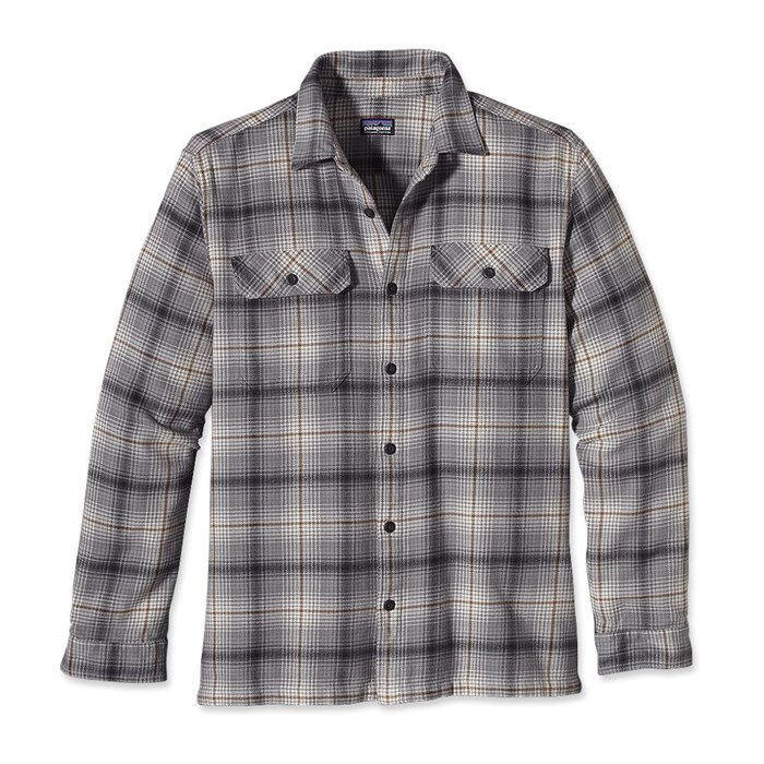 Patagonia - Fjord Long-Sleeve Button-Down Flannel