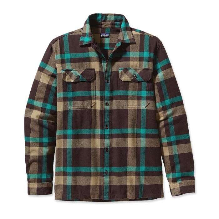 Patagonia - Fjord Long-Sleeve Flannel