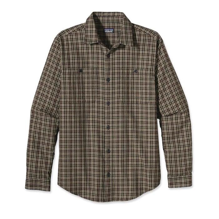 Patagonia - Pima Long-Sleeve Button-Down Shirt