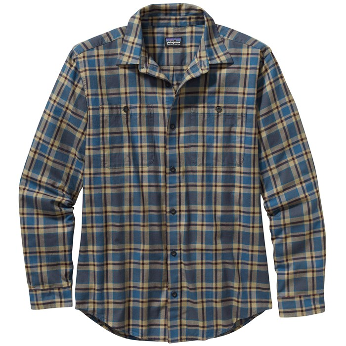Patagonia - Pima Long-Sleeve Button-Down Shirt