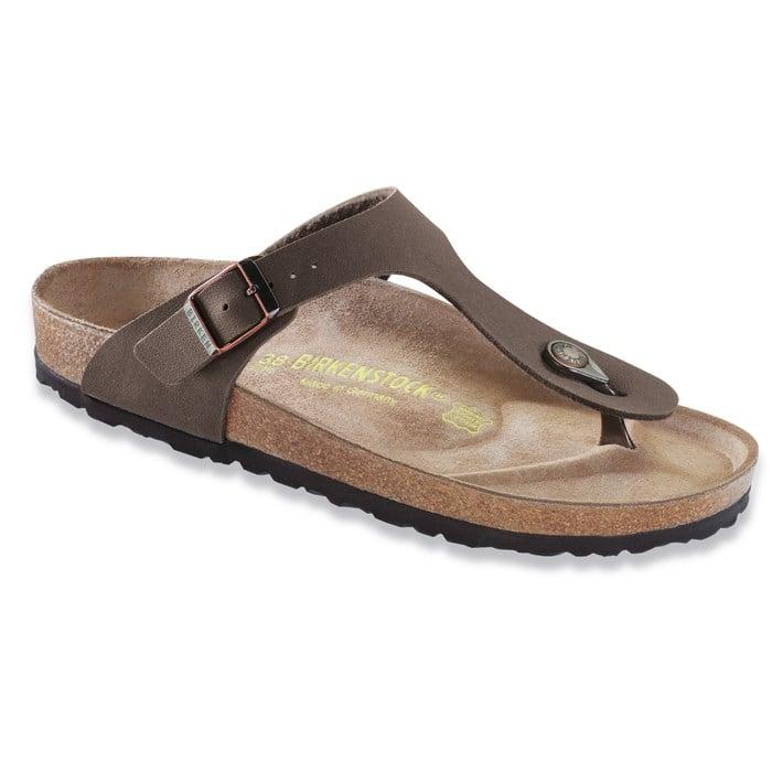 Birkenstock - Gizeh Birkibuc Sandal - Women's