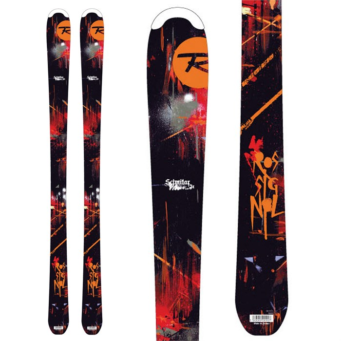 Rossignol - Scimitar Jr Skis - Boy's 2013